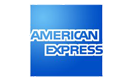 Receive payments with AMEX ©