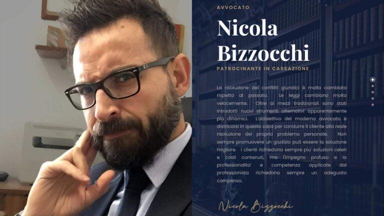 avvocato Bizzocchi homepage